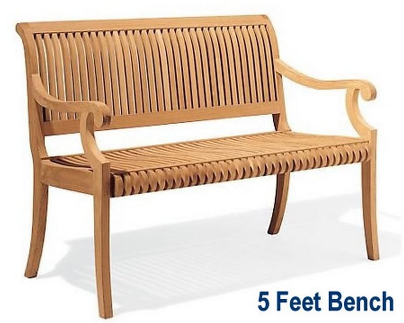 Giva 5 Feet Bench